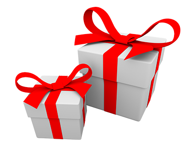 Free–Of–Charge Gifts for Your websites